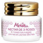 3-Rosen Nektar Schützender Lippenpflege
