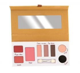 Palette Beauty Essential No. 2 - tons chauds