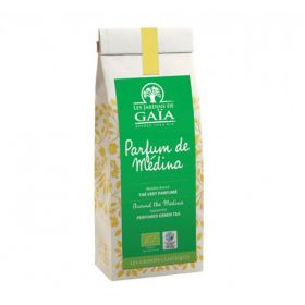 Thé vert parfumé - Parfum de Médina