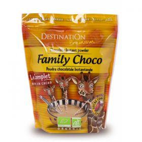 Boisson chocolatée à la fleur de sucre instantanée - 800g