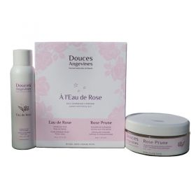 À l'Eau de Rose - Duo Gommage caresse