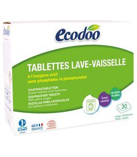 Tablettes lave-vaisselle écologiques – 30 tablettes